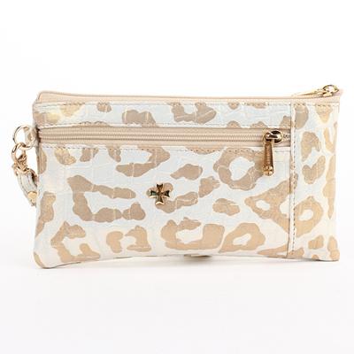 Vasheron Кошелек-сумочка Vasheron 9236-Giraffe-Bronze макгэрри в сумочка