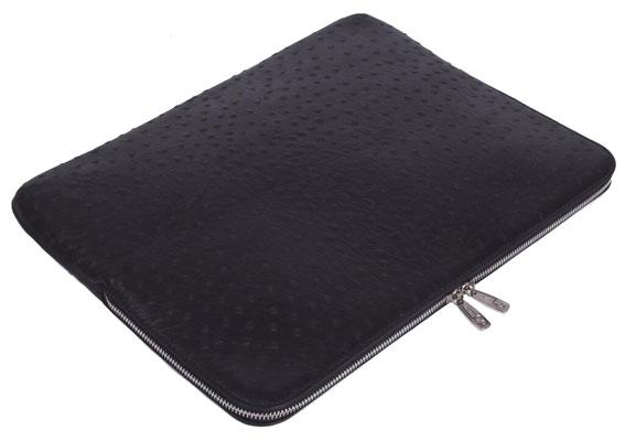 Vasheron Портфели и кожаные изделия Vasheron 9425-N.Ostrich-Black