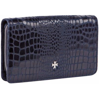 Vasheron Клатч Vasheron 9439-N.Aligro-Indigo клатч 2015 pu ladies handbag