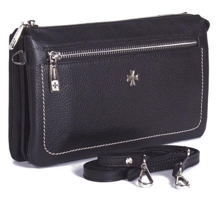 купить Vasheron Портфели и кожаные изделия Vasheron 9449-N.Polo-Black недорого