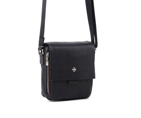 Vasheron Портфели и кожаные изделия Vasheron 9488-N.Polo-Black кожаные сумки vasheron v 9755 n polo black