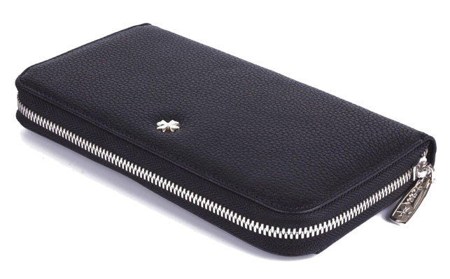 Vasheron Портфели и кожаные изделия Vasheron 9591-N.Polo-Black vasheron портмоне vasheron 9682 n vegetta black