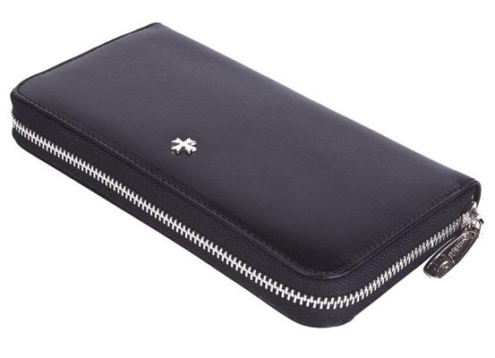 Vasheron Портфели и кожаные изделия Vasheron 9591-N.Vegetta-Black vasheron портфели и кожаные изделия vasheron 9983 n polo white
