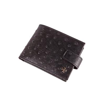 Vasheron Портфели и кожаные изделия Vasheron 9673-N.Ostrich-Black