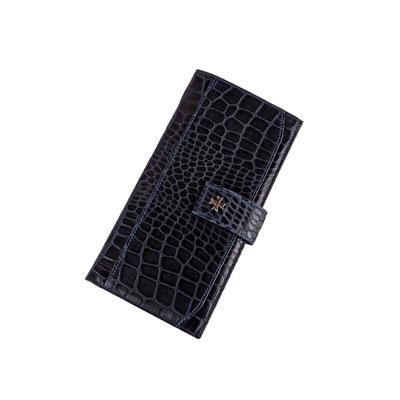 Vasheron Портфели и кожаные изделия Vasheron 9684-N.Aligro-Indigo vasheron портмоне vasheron 9682 n vegetta black