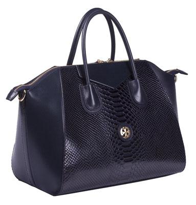 Vasheron Портфели и кожаные изделия Vasheron 9976-N.Anaconda-D.Blue кожаные сумки vasheron v 9976 n ana d blue