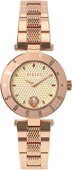 Versus Часы Versus S7713-0017. Коллекция Logo versus s3009 0017