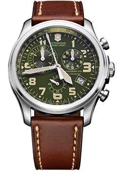 цена Victorinox Swiss Army Часы Victorinox Swiss Army 241287. Коллекция Infantry Vintage онлайн в 2017 году