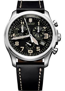 цена Victorinox Swiss Army Часы Victorinox Swiss Army 241314. Коллекция Infantry Vintage онлайн в 2017 году