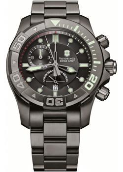 Victorinox Swiss Army Часы Victorinox Swiss Army 241424. Коллекция Dive Master 500