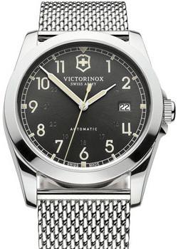 цена Victorinox Swiss Army Часы Victorinox Swiss Army 241587. Коллекция Infantry Vintage онлайн в 2017 году