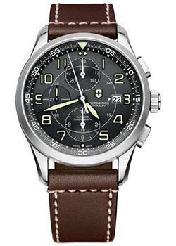 цена Victorinox Swiss Army Часы Victorinox Swiss Army 241597. Коллекция AirBoss онлайн в 2017 году