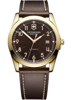 цена Victorinox Swiss Army Часы Victorinox Swiss Army 241646. Коллекция Infantry Vintage онлайн в 2017 году