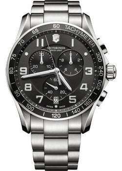 Victorinox Swiss Army Часы Victorinox Swiss Army 241650. Коллекция Chrono Classic victorinox swiss army часы victorinox swiss army 241618 коллекция chrono classic