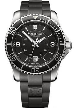 цена на Victorinox Swiss Army Часы Victorinox Swiss Army 241698. Коллекция Maverick Large
