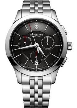 купить Victorinox Swiss Army Часы Victorinox Swiss Army 241745. Коллекция Alliance по цене 42960 рублей