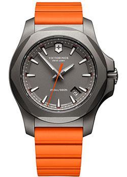 Victorinox Swiss Army Часы Victorinox Swiss Army 241758. Коллекция I.N.O.X. victorinox нож сантоку victorinox swiss classic оранжевый 17 см 6 8526 17l9b victorinox