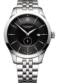 где купить Victorinox Swiss Army Часы Victorinox Swiss Army 241762. Коллекция Alliance по лучшей цене