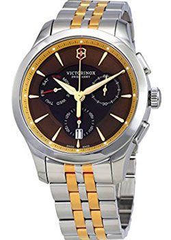 Victorinox Swiss Army Часы Victorinox Swiss Army 249116. Коллекция Alliance victorinox swiss army часы victorinox swiss army 241405 коллекция chrono classic