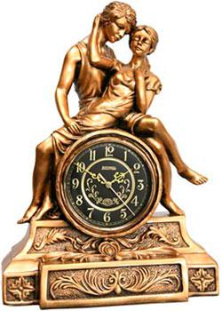 Фото - Vostok Clock Настольные часы Vostok Clock K4504-1-1. Коллекция Настольные часы часы настольные лепнина бабочка розы ажур 12 х 15 см 2757024
