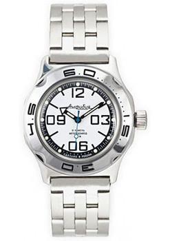 где купить Vostok Часы Vostok 100816. Коллекция Амфибия по лучшей цене