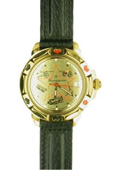 Vostok Часы Vostok 439213. Коллекция Командирские цена и фото