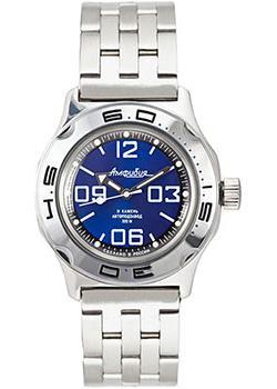 Vostok Часы Vostok 60358. Коллекция Амфибия vostok часы vostok 100816 коллекция амфибия