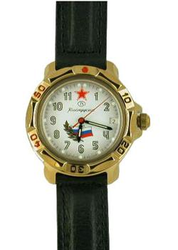 Vostok Часы Vostok 819277. Коллекция Командирские мужские часы vostok europe 2426 225c269