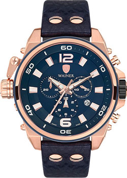 Wainer Часы Wainer WA.10980S. Коллекция Zion