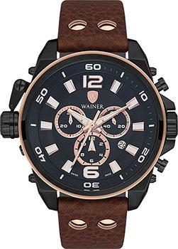 Wainer Часы Wainer WA.10980U. Коллекция Zion цена и фото