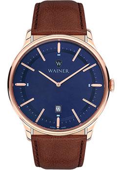 Wainer Часы Wainer WA.11011M. Коллекция Bach wainer wainer wa 17500 b