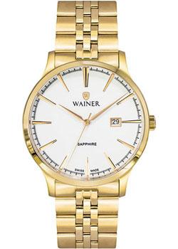 Wainer Часы Wainer WA.11033A. Коллекция Bach часы kenneth cole kenneth cole ke008dmwtw72