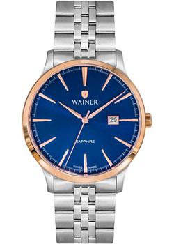 Wainer Часы Wainer WA.11033B. Коллекция Bach часы kenneth cole kenneth cole ke008dmwtw72