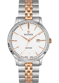 Wainer Часы Wainer WA.11033C. Коллекция Bach часы kenneth cole kenneth cole ke008dmwtw72