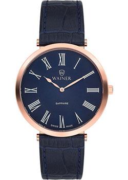 цена Wainer Часы Wainer WA.11594C. Коллекция Bach онлайн в 2017 году