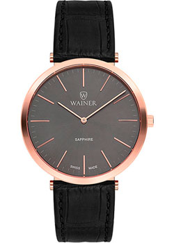 цена Wainer Часы Wainer WA.11694C. Коллекция Bach онлайн в 2017 году