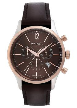 Wainer Часы Wainer WA.12428F. Коллекция Wall Street шорты спортивные topman topman to030emuws10