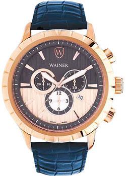 Wainer Часы Wainer WA.12440I. Коллекция Wall Street wainer часы wainer wa 16572g коллекция wall street
