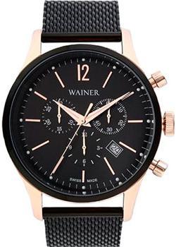 Wainer Часы Wainer WA.12628B. Коллекция Wall Street