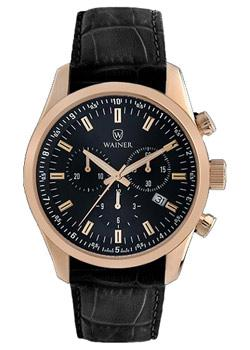 Wainer Часы Wainer WA.13444D. Коллекция Wall Street wainer wainer wa 19672 d