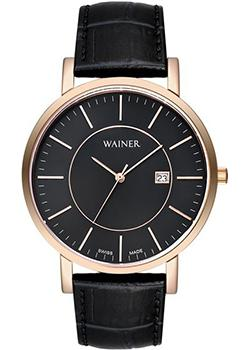 Wainer Часы Wainer WA.14711A. Коллекция Wall Street wainer wa 11488 a wainer