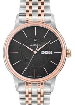 цена Wainer Часы Wainer WA.14944C. Коллекция Bach онлайн в 2017 году