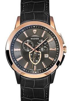 цена  Wainer Часы Wainer WA.16571C. Коллекция Zion  онлайн в 2017 году