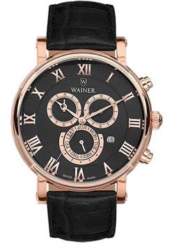 Wainer Часы Wainer WA.17321B. Коллекция Wall Street wainer часы wainer wa 19410d коллекция wall street