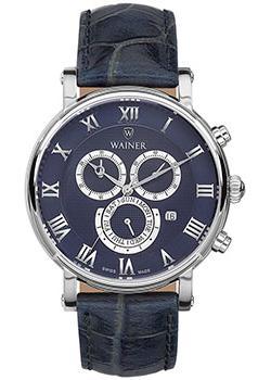 цена Wainer Часы Wainer WA.17321C. Коллекция Wall Street онлайн в 2017 году