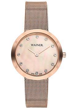 Wainer Часы Wainer WA.18048B. Коллекция Venice wainer часы wainer wa 11377c коллекция venice