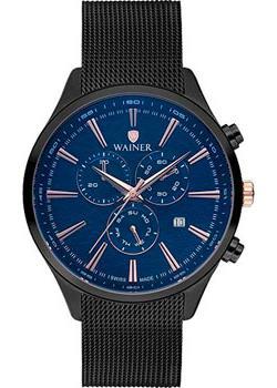 Wainer Часы Wainer WA.19060B. Коллекция Wall Street wainer wa 10940 b wainer