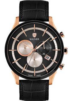 где купить Wainer Часы Wainer WA.19416A. Коллекция Wall Street по лучшей цене