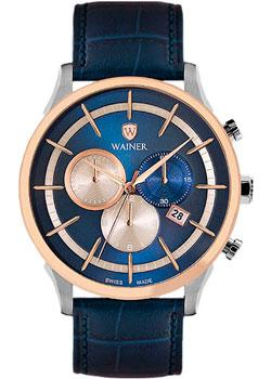 Wainer Часы Wainer WA.19416B. Коллекция Wall Street  vay 12004