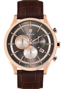 где купить Wainer Часы Wainer WA.19416D. Коллекция Wall Street по лучшей цене